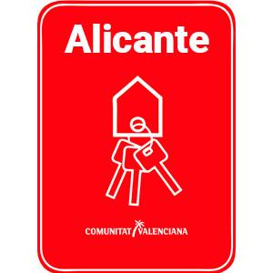 Comprar placa vivienda uso turístico Alicante