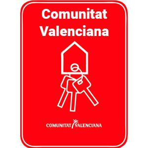 Distintivo Vivienda Turística Comunidad Valenciana