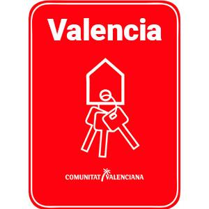 Comprar placa vivienda uso turístico Valencia